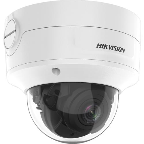 Hikvision EasyIP DS-2CD2746G2-IZS 4 Megapixel Nätverkskamera - Kupol - 40 m Night Vision - H.264, MJPEG, H.265 - 2592 x 1944 - 4,3x Optical - CMOS - Väggmonterad, Stångmontering, Takmonterad